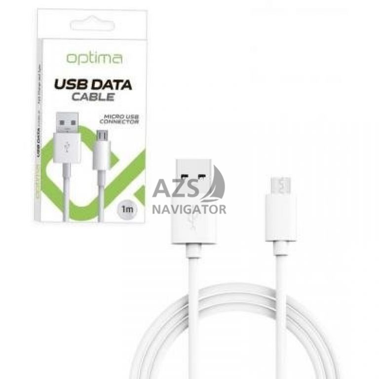 USB Cable Optima microUSB