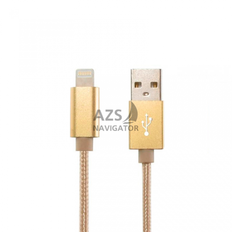 USB Cable Gelius Gold Edition iPh 5/6